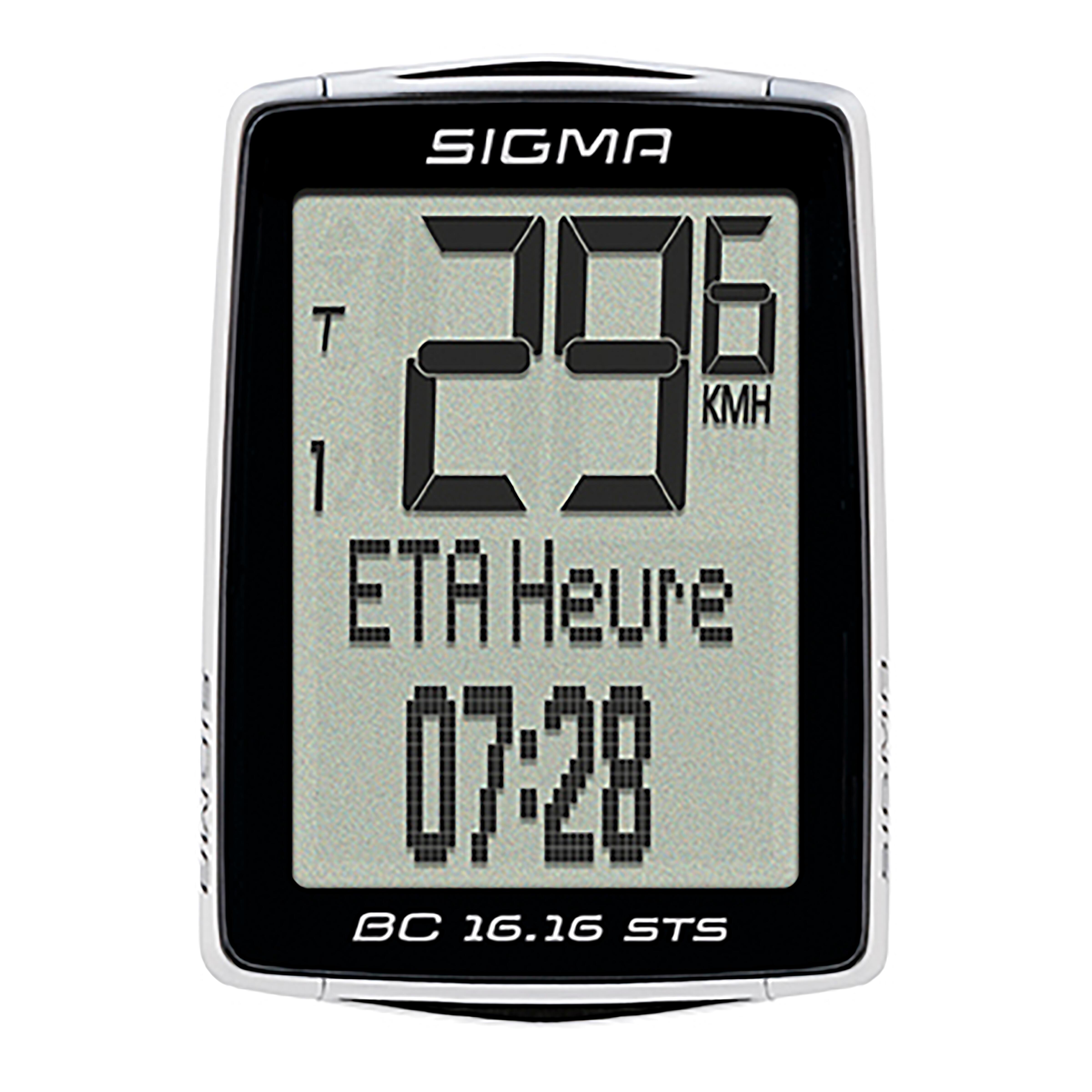 SIGMA BC16.16 Câblé Cyclisme//vélo ordinateur 16 fonctions vélo ordinateur 16.16