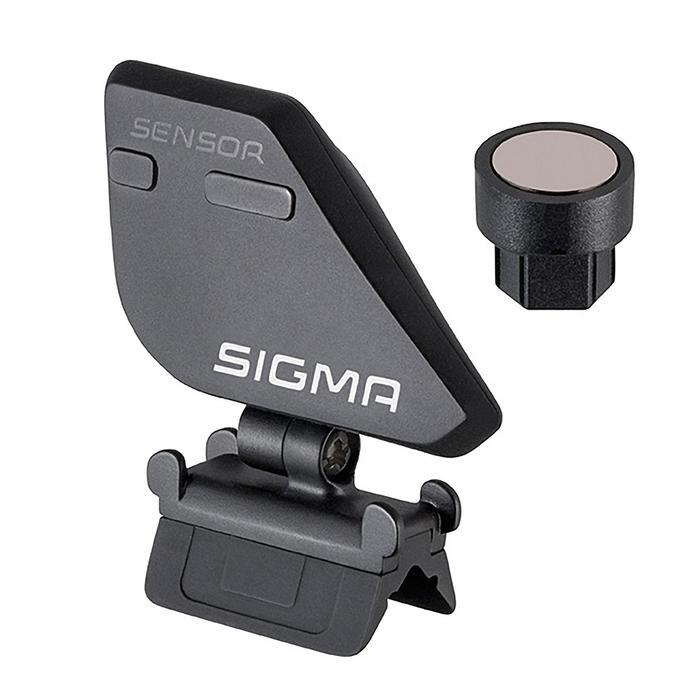 SIGMA Fahrradcomputer BC 23.16 mit HF-/Trittfrequenzsensor/Höhenmesser kabellos