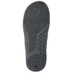 Badsandalen voor heren Slap 100 Basic grijs