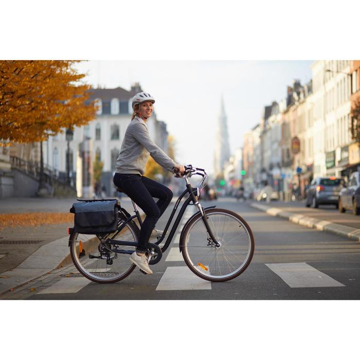 City Cycling Helmet 500 - White