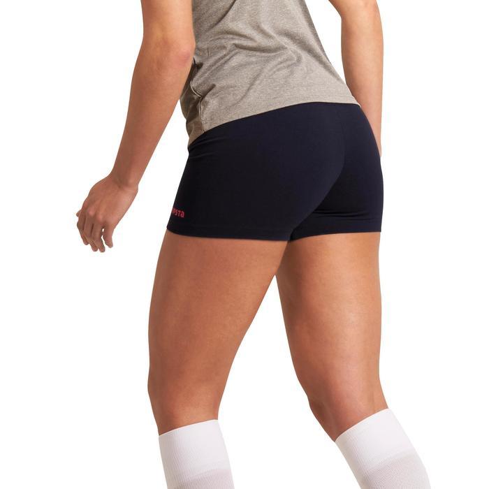 Short de volley-ball femme Lady noir et - 1114731