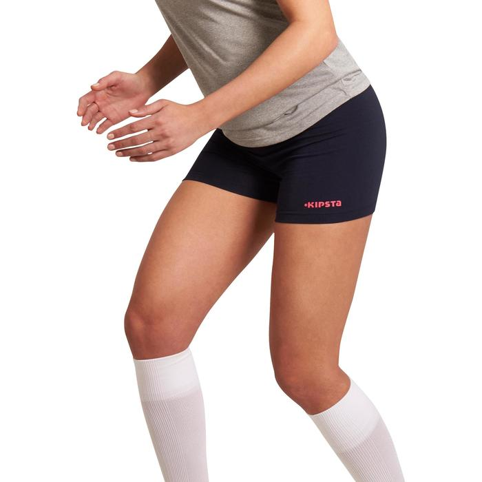 Short de volley-ball femme Lady noir et - 1114739