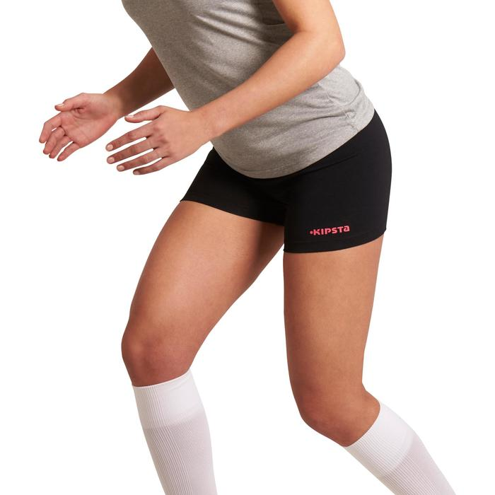 Short de volley-ball femme Lady noir et - 1114745