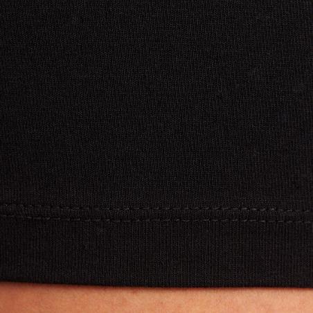 """""""Lady Women"""" tinklinio šortai, juoda / rožinė"""