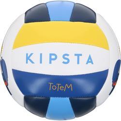 Mini ballon de beach-volley extérieur Rio Totem Amazonia