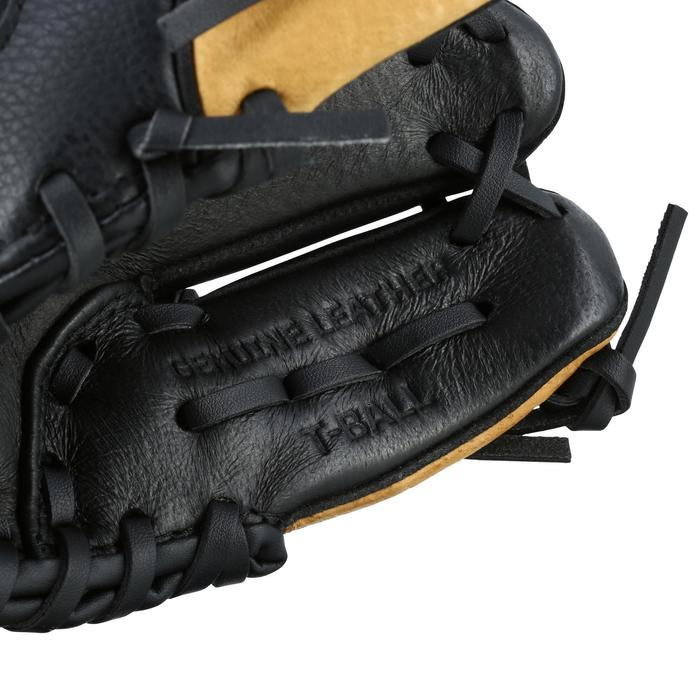 Gant de baseball pour enfant Jr A360 main gauche 9 pouces (22.86 cm) marron - 1114956