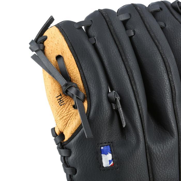 Gant de baseball pour enfant Jr A360 main gauche 9 pouces (22.86 cm) marron - 1114957