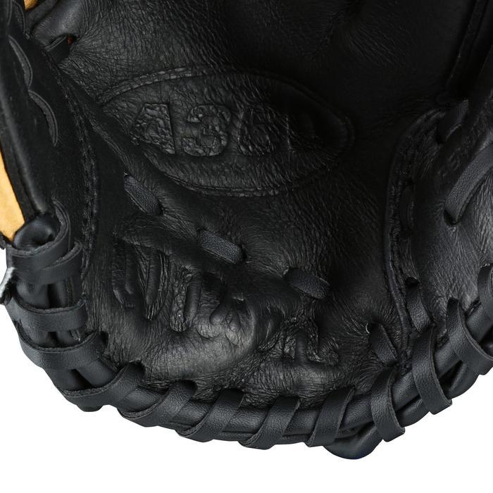 Gant de baseball pour enfant Jr A360 main gauche 9 pouces (22.86 cm) marron - 1114959