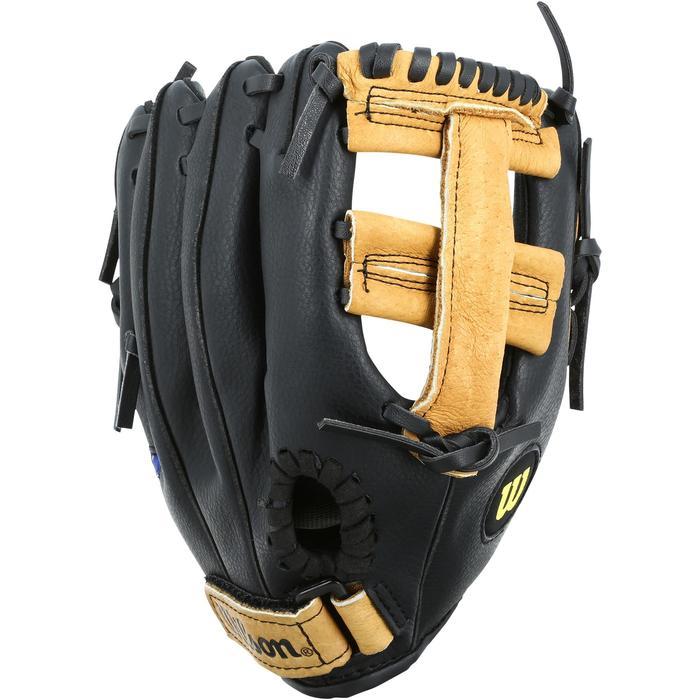 Gant de baseball pour enfant Jr A360 main gauche 9 pouces (22.86 cm) marron - 1114962