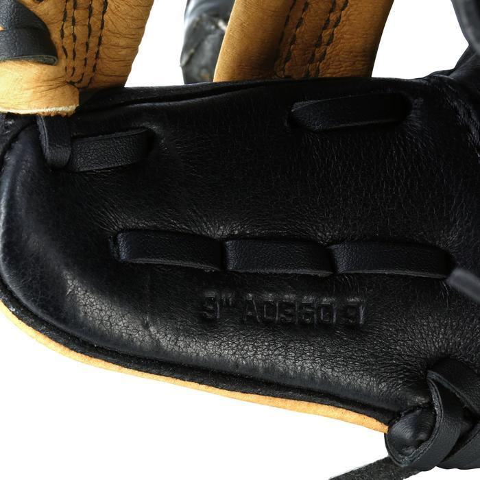Gant de baseball pour enfant Jr A360 main gauche 9 pouces (22.86 cm) marron - 1114965