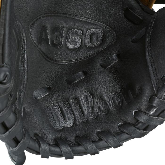 Gant de baseball pour enfant main droite 9 pouces marron - 1114971