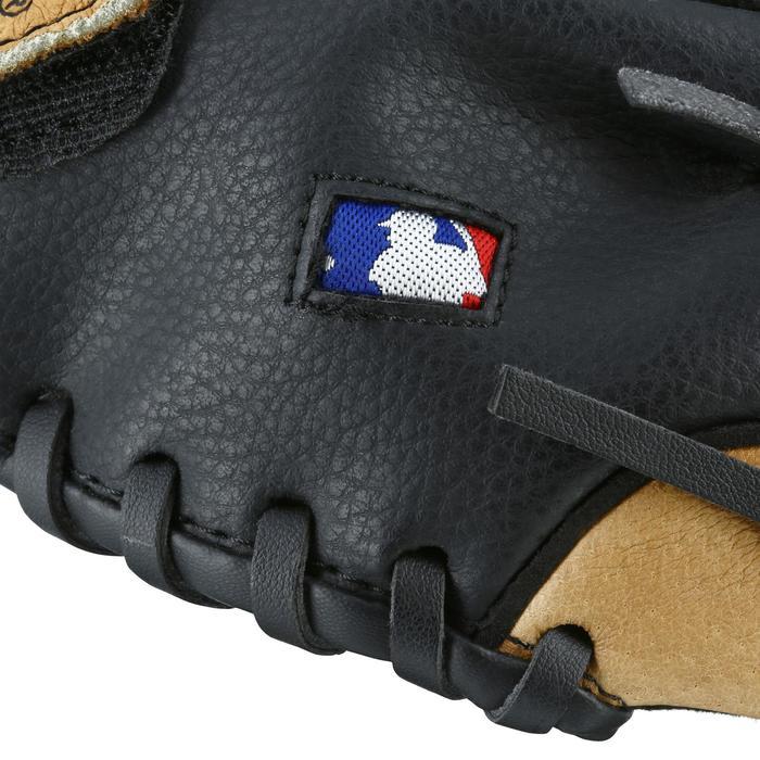 Gant de baseball pour enfant main droite 9 pouces marron - 1114973
