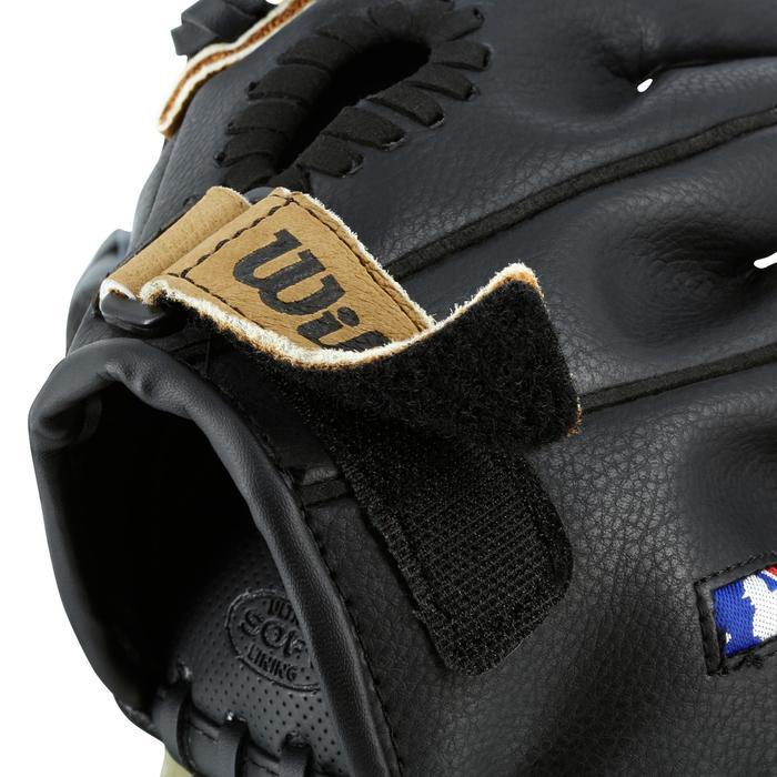 Gant de baseball pour enfant main droite 9 pouces marron - 1114975
