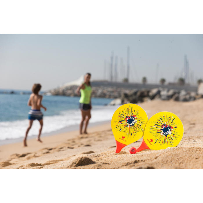 Beachball set Woody - 1115004
