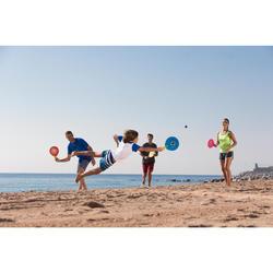 Set raquettes Beach Tennis woody rackets Rose