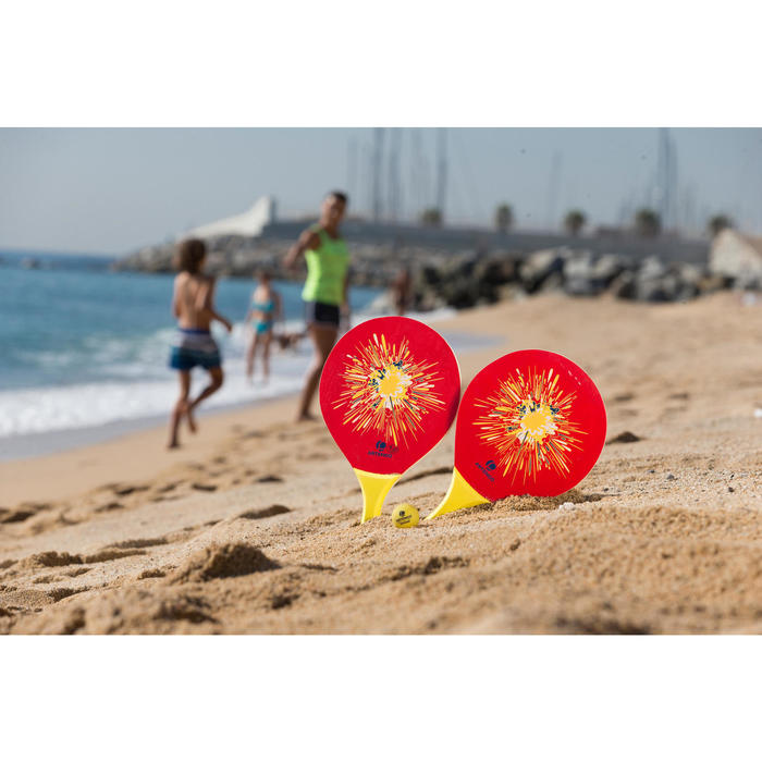 Beachball set Woody - 1115023