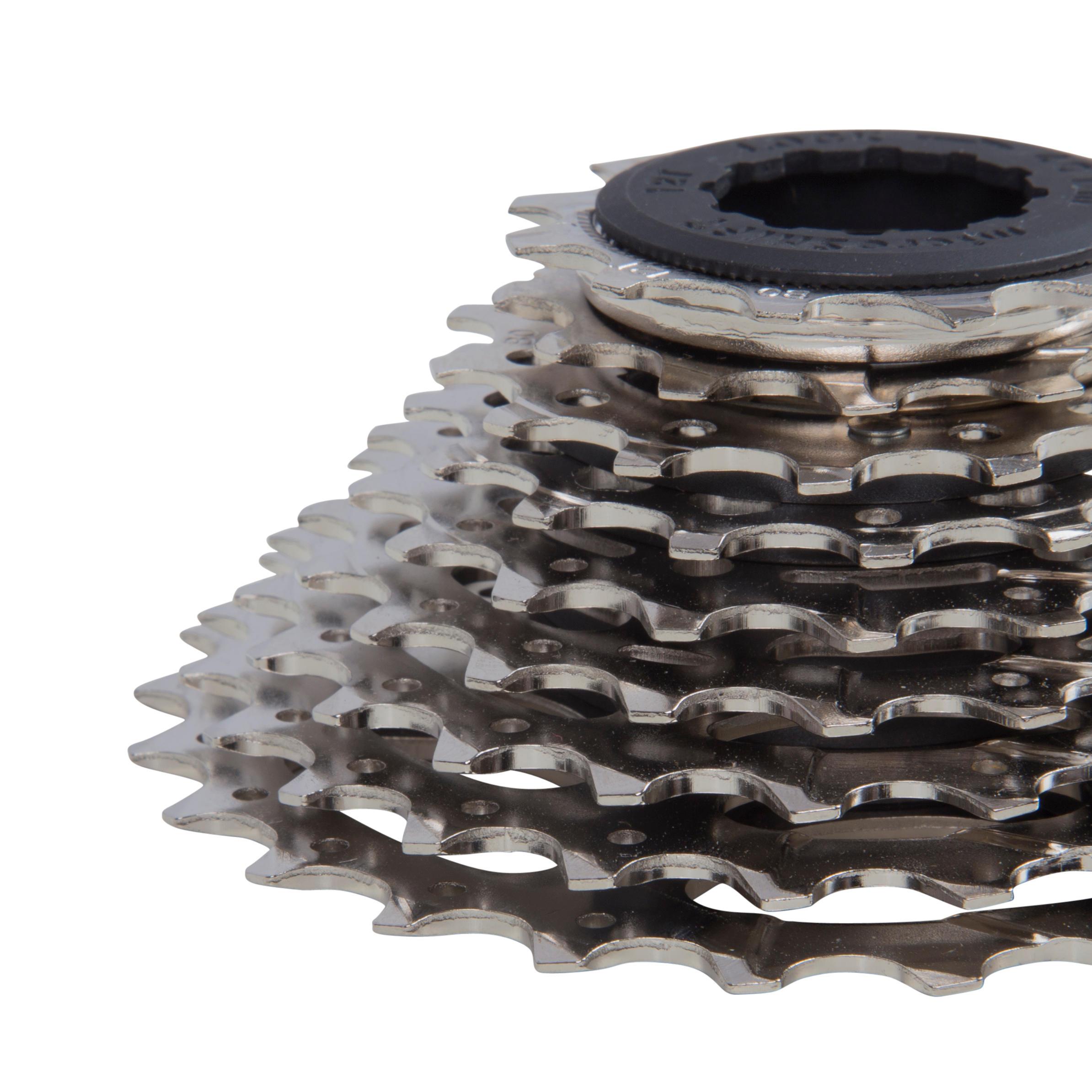 9-Speed 12x25 Road Bike Cassette