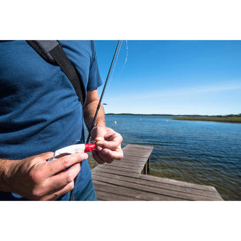 Softbait hengelsport Chelt 100 Red Head