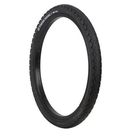 Trekking Grip Hybrid Bike Tyre - 20x1.75