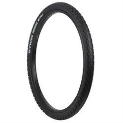 24x1.75 / ETRTO 44-507 Stiff Bead Hybrid Bike Tyre