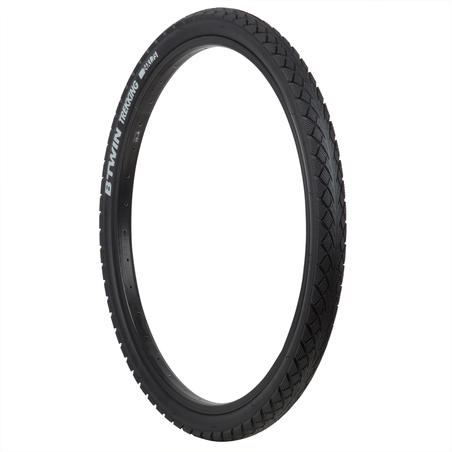 Hybrid Stiff Bead Bike Tire 24 x 1.75