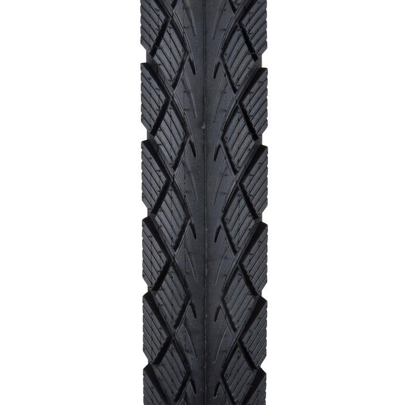 Trekking Grip Hybrid Bike Tyre - 24x1.75