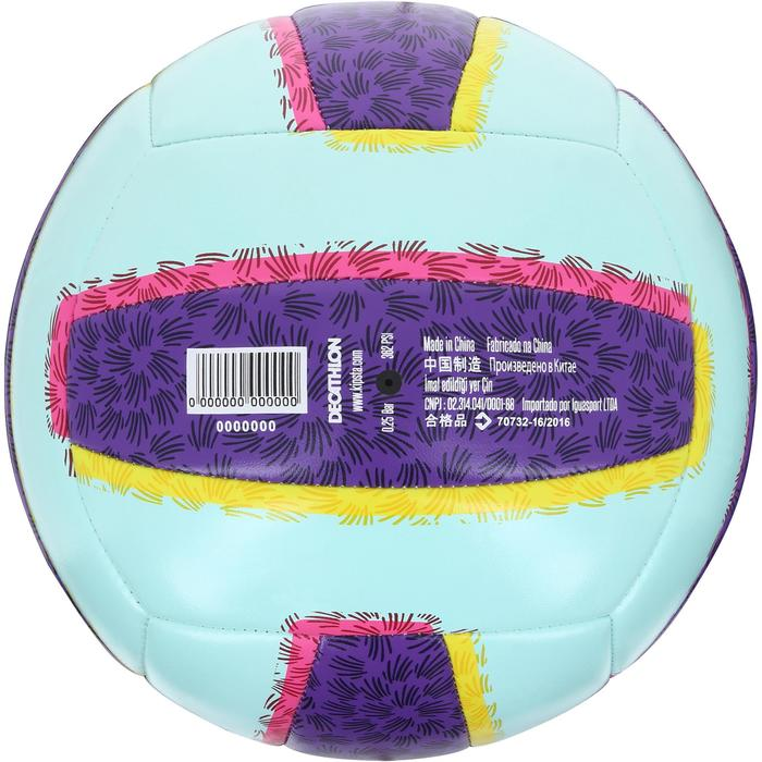 Beachvolleyball BV100 blau