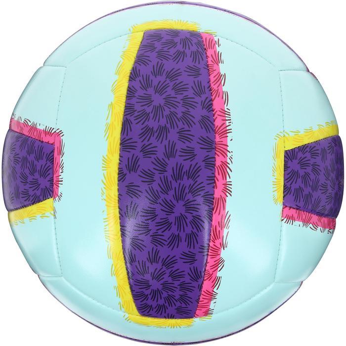 Balón Vóley Playa CopayaBV100 Azul Amarillo Violeta