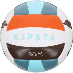 Rio Totem Grand Nord Outdoor Mini Beach Volleyball - Multicoloured