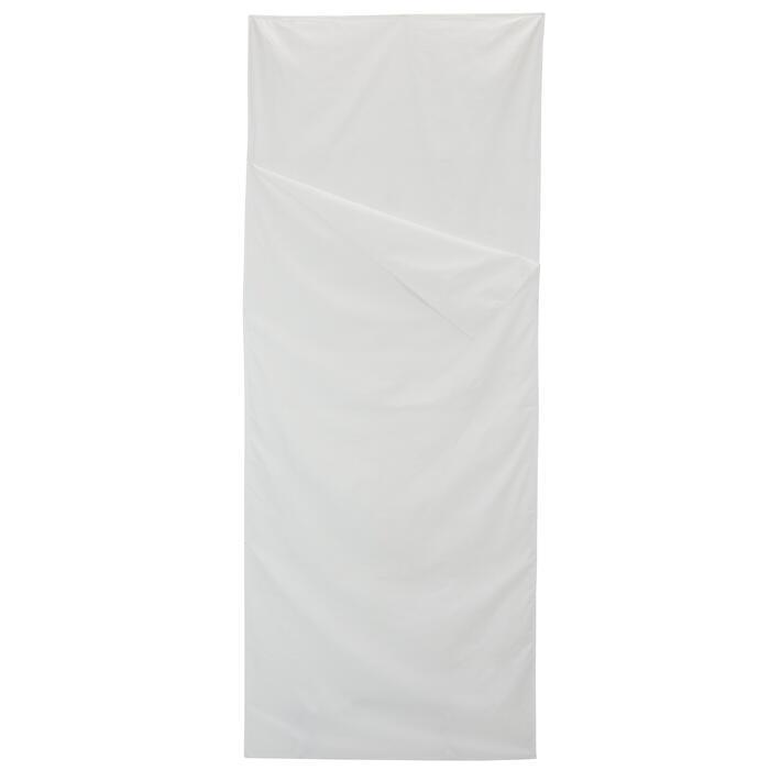 quechua drap de sac en coton pour sac de couchage decathlon. Black Bedroom Furniture Sets. Home Design Ideas