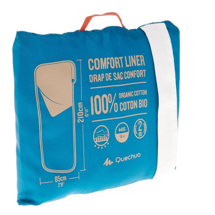 Drap de sac coton - 1115571