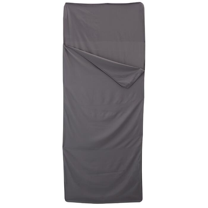 quechua drap de sac en polyester pour sac de couchage. Black Bedroom Furniture Sets. Home Design Ideas