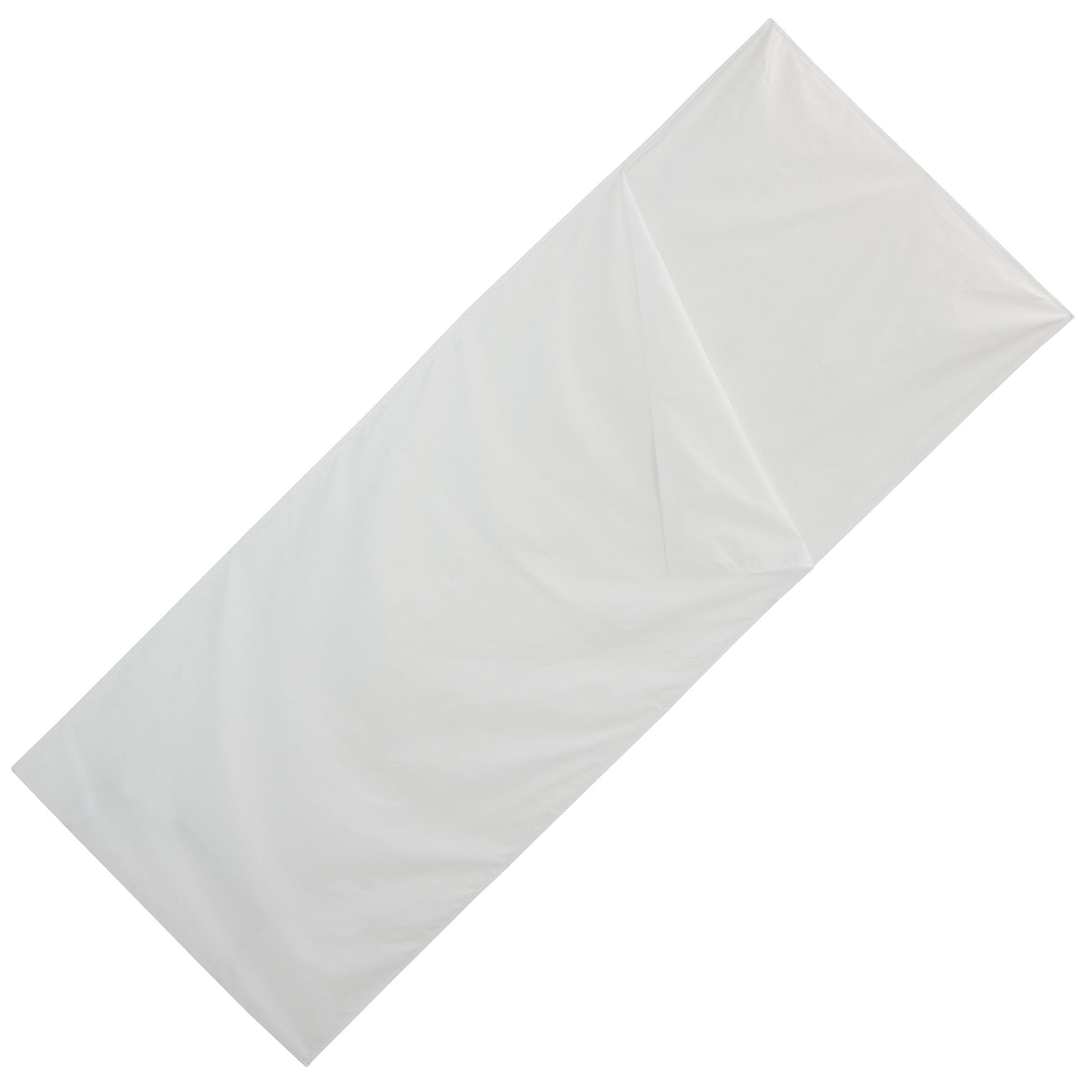 Drap de sac coton beige