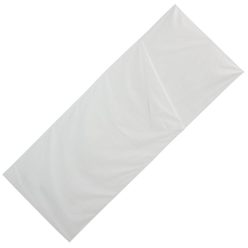 Drap de sac en coton pour sac de couchage