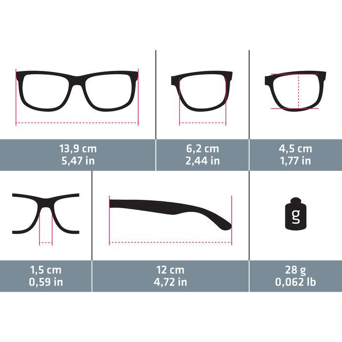 Wandelzonnebril voor dames MH530W polariserend categorie 3