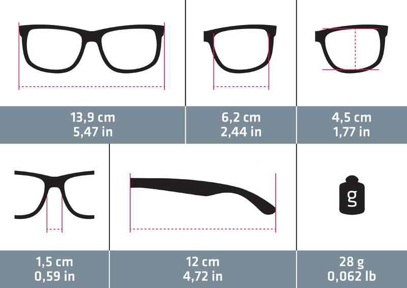 Sunglasses MH530W Cat 3 (Polarised) - Black