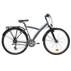 Hybride Original 520 blauw/grijs - hybridefiets - stadsfiets