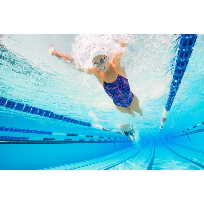 Maillot de bain de natation une pièce femme Lidia opi naxos violet - 1115893