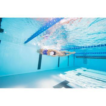 Maillot de bain de natation une pièce femme Lidia opi naxos violet - 1115898