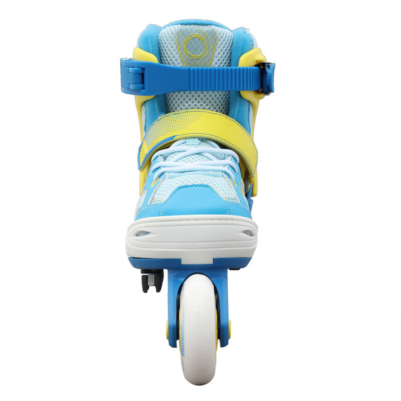 Fit 3 Kids' Inline Skates - Blue/Yellow