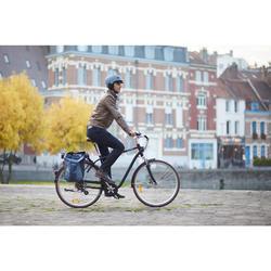 E-Bike City Bike 28Zoll Elops 900E HF Herren blau