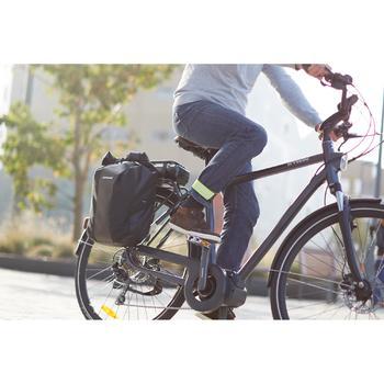 "E-Bike City Bike 28"" Elops 940E HF Herren Shimano Steps E6000 grau"