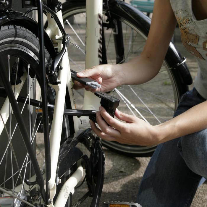 Fahrradschloss Faltschloss Abus Bordo