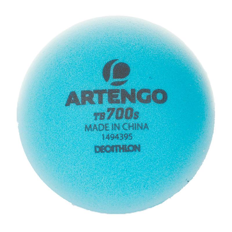 Set of 2 Rackets and 1 Ball Funyten - Blue/Green