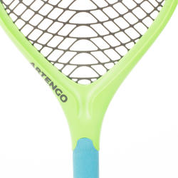 Funyten Pack of 2 Racquets and 1 Ball - Blue/Green