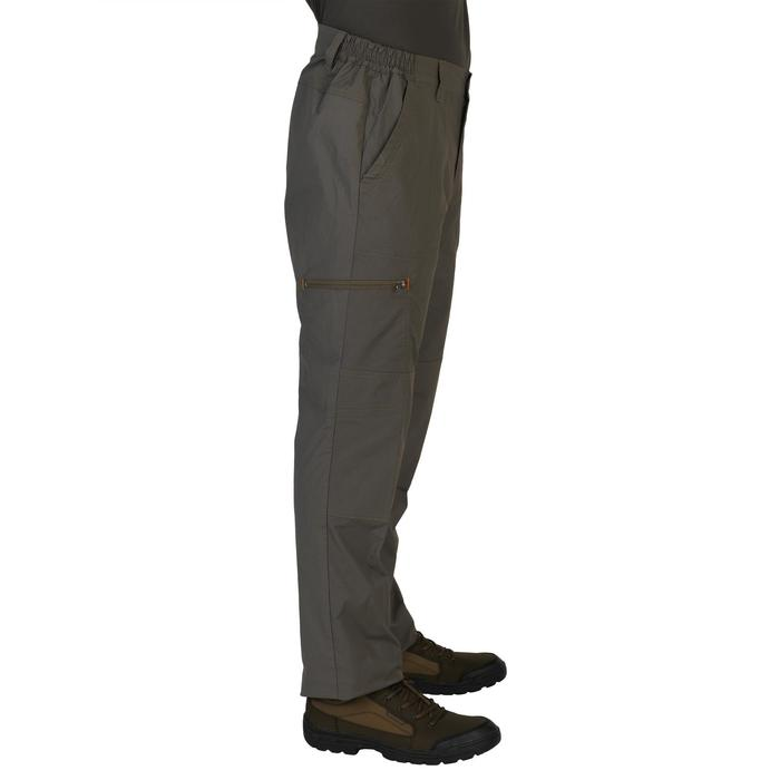 Pantalon chasse 100 léger et respirant vert - 1116358