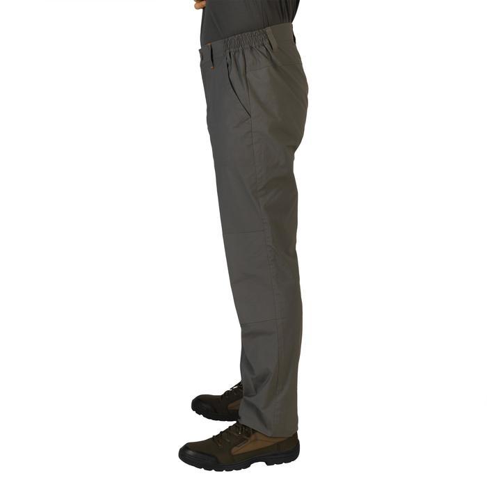 Pantalon chasse 100 léger et respirant vert - 1116361