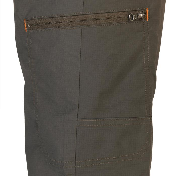 Pantalon chasse 100 léger et respirant vert - 1116362