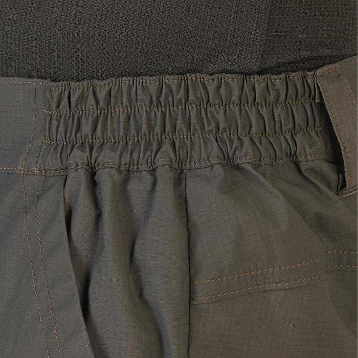 Pantalon chasse 100 léger et respirant vert - 1116363