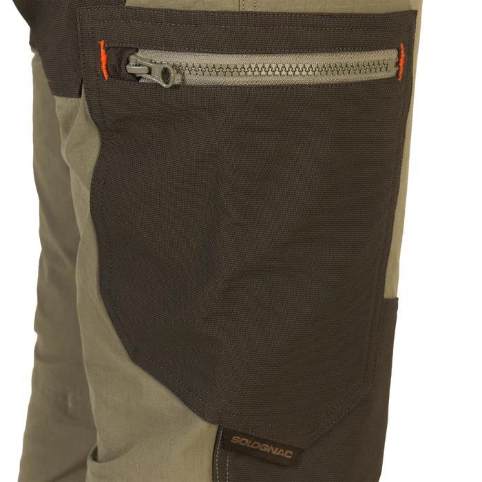 Pantalon chasse 900 vert respirant et résistant - 1116376